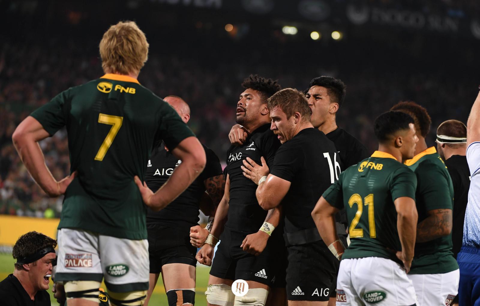 Match Analysis: South Africa v New Zealand