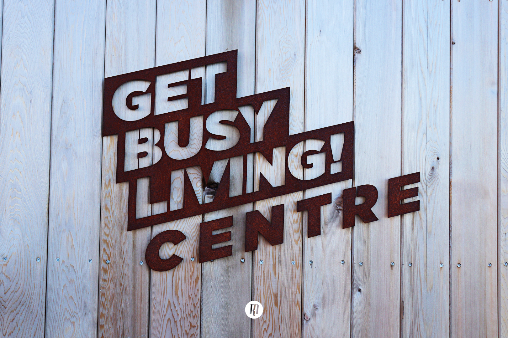 The Get Busy Living Centre Visit