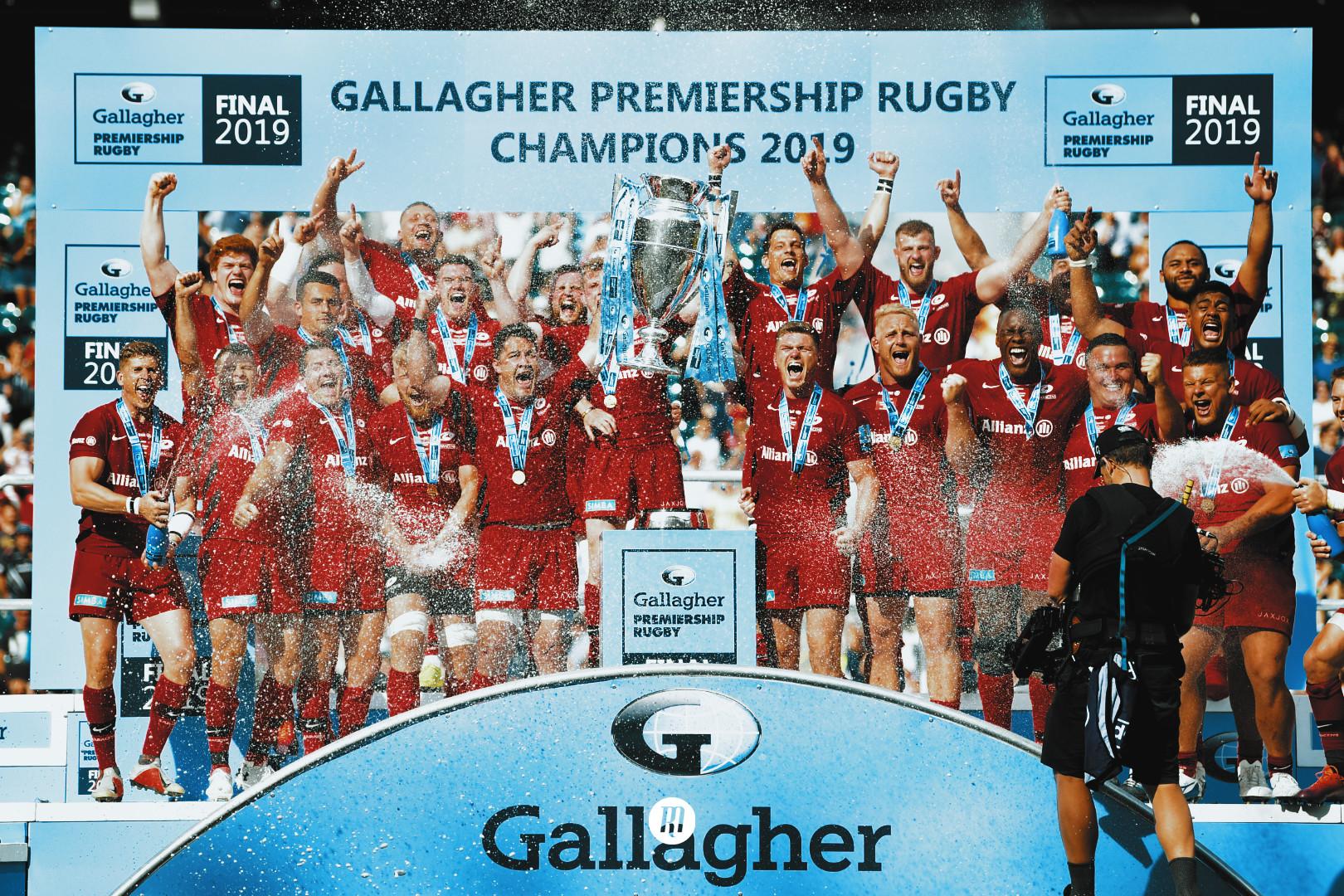 Gallagher Premiership Fantasy Rugby