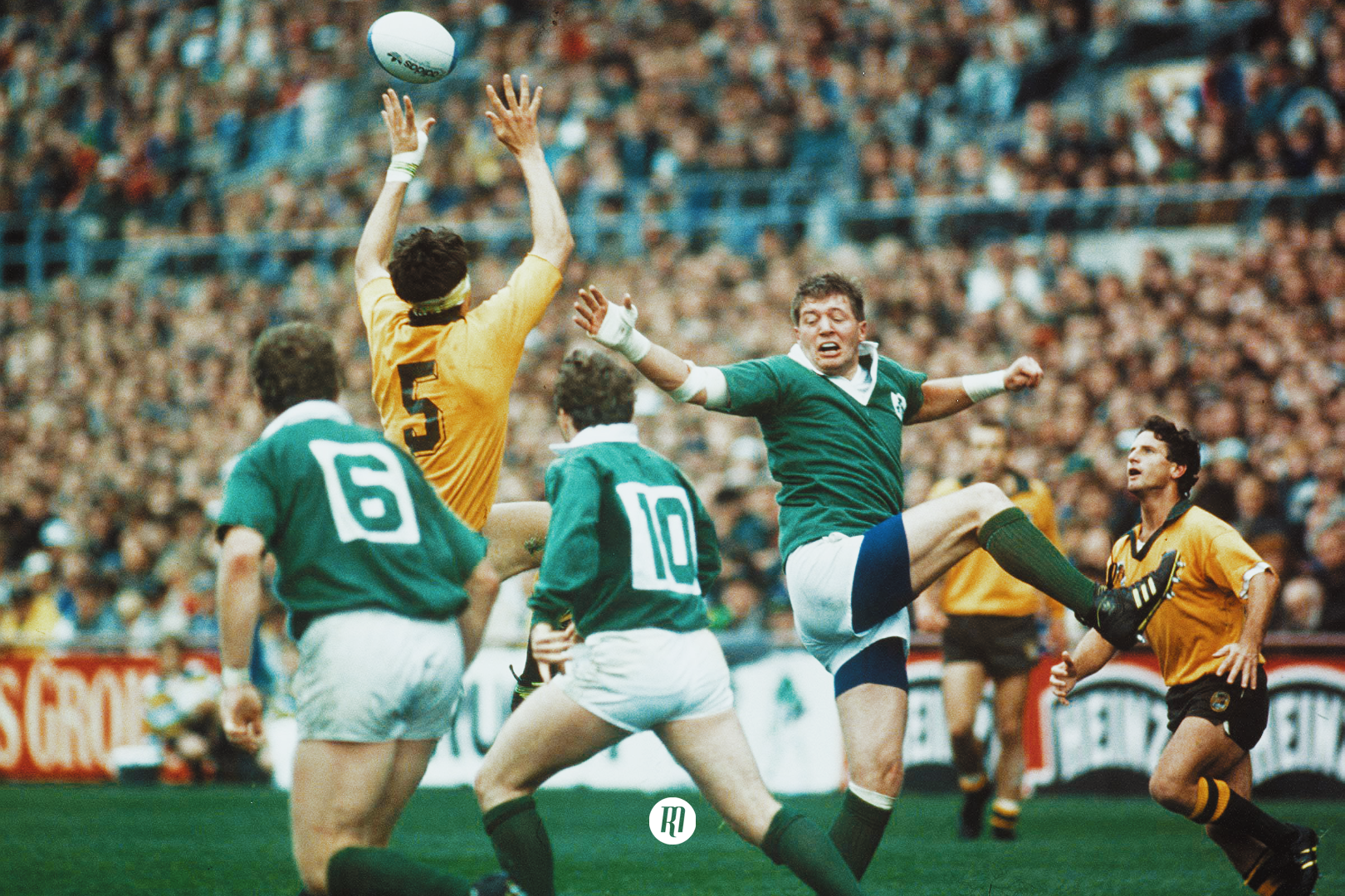 Five classic Rugby World Cup quarter-finals