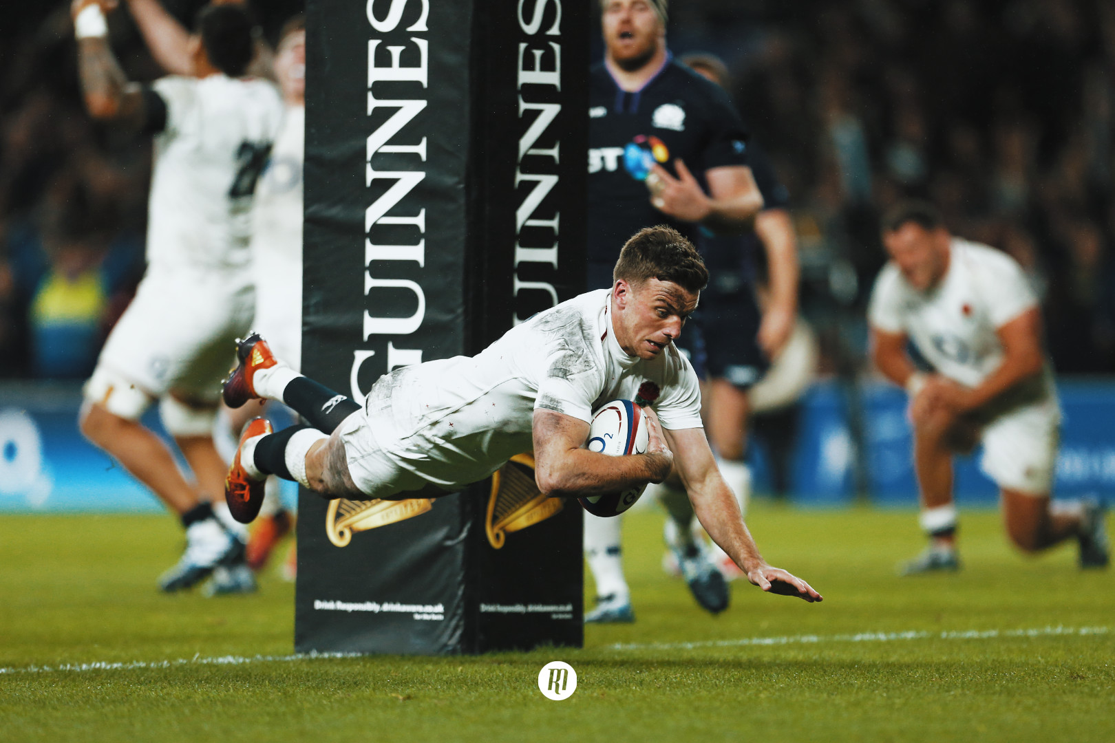 George Ford: A casualty of the dreaded drop or merely handed a different role by a bristling Eddie Jones?
